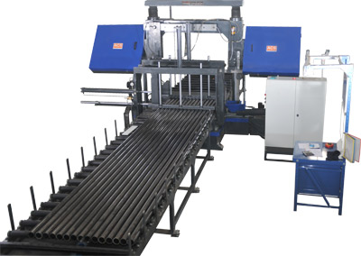 Double Column Bandsaw Machines